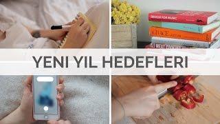 YENİ YIL HEDEFLERİ & MOTİVASYON // Cansu Dengey