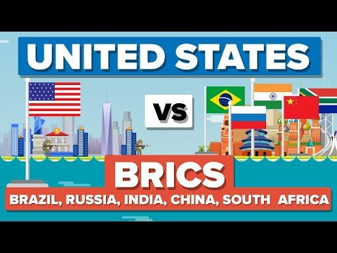 Xxx Mp4 USA Vs BRICS Brazil Russia India China South Africa 2017 Who Would Win 3gp Sex