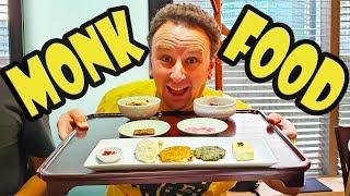 Michelin Starred Korean Temple Cuisine In Seoul Korea