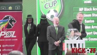 2016 Nedbank Cup Last 16 Draw