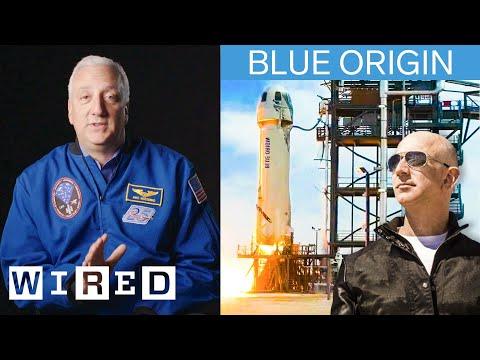 Former NASA Astronaut Explains Jeff Bezos s Space Flight WIRED