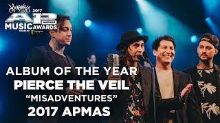 APMAs 2017 Album Of The Year: PIERCE THE VEIL'S