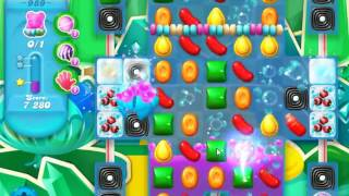 Candy Crush Soda Saga Level 989 - NO BOOSTERS