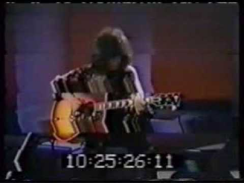 jimmy page acoustic guitar solo