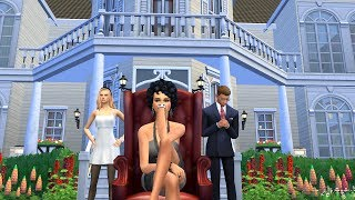 THE GOLD DIGGER: Family Drama | A SIMS 4 STORY