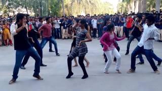 SUHAS VARMA ASH KARENGE DANCE SAVEETHA UNIVERSITY