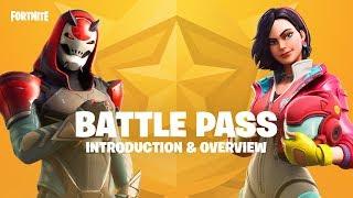 Fortnite - Season 9 - Battle Pass Overview