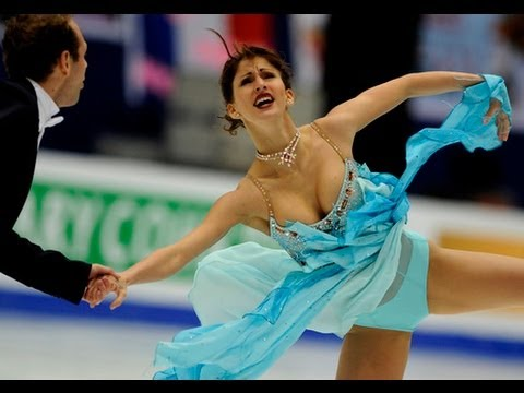 Sexy, hot moments of sport - Figure skating