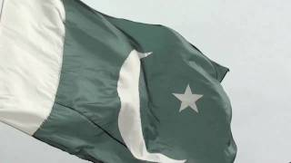 Pakistan National Anthem & Flag
