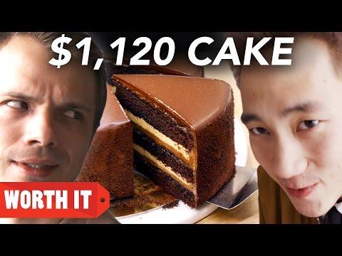 27 Cake Vs. 1 120 Cake