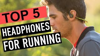 BEST 5: Headphones For Running 2018