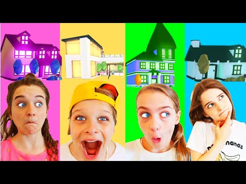 WE BUILT EACH OTHER S DREAM HOUSE Roblox Gaming w The Norris Nuts