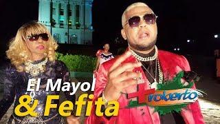 El Mayol Clasico y Fefita La Grande alborotan Mas Roberto