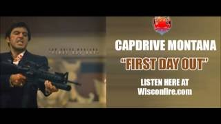 CAPDRIVE MONTANA - FIRST DAY OUT