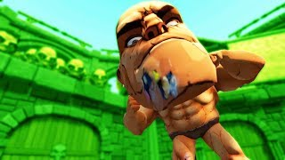 Giant Gladiators!! - Gorn Gameplay - HTC Vive VR
