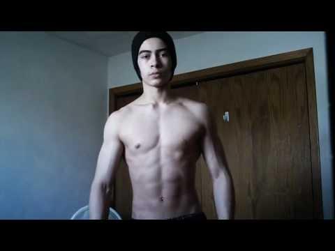 14 Years Old Flex Progress Video 02 02 11