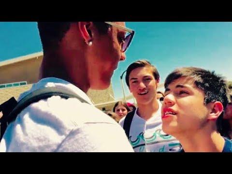 Craziest High School Rap Battle