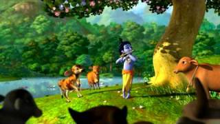 Little Krishna 3D Animation Series HD, BIG Animation, 02