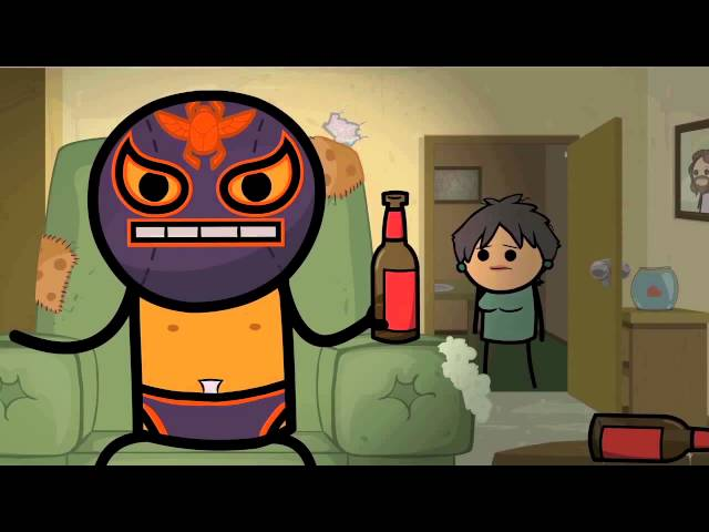 El Reverso REVERSED (Cyanide and Happiness Show)