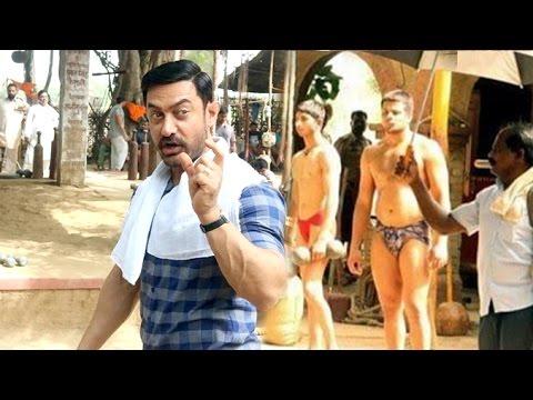 Aamir Khan's DANGAL Sets
