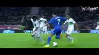 Cristiano Ronaldo humillando a los mejores jugadores del 2015 especial fifa