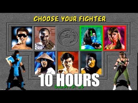 Xxx Mp4 Mortal Kombat 1 Arcade Character Select Theme Extended 10 Hours 3gp Sex