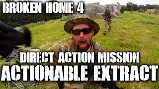 American Milsim Broken Home 4 Direct Action Mission: Actionable Extract (KRYTAC SPR)