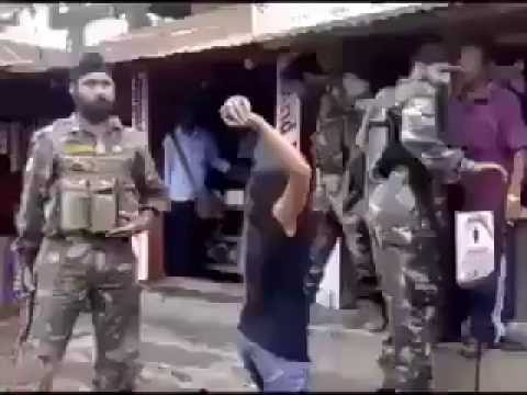 coward indian soldier fucked by a woman