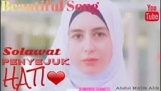 Masha Allah. Beatiful Solawat penyejuk hati❤ Nasyid asal arab  Suara wanita Cantik..