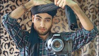 How to tie AMAMAH | AMAMA | TURBAN Islamic Tutorial | Amaan Ullah