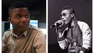 Wizkid back on his feet after health scare.