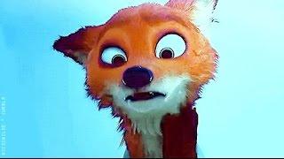 Zootopia - DELETED SCENE? Nick's Tame Collar (Wild Times)