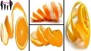 شاهد فوائد قشور البرتقال  المذهلة          (HD)