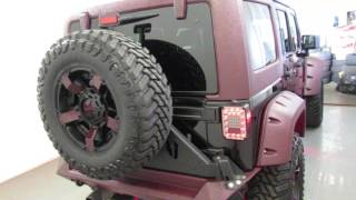 2016 JEEP WRANGLER UNLIMITED HI-TECH PACKAGE