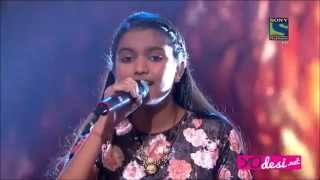 Indian Idol Junior 2015:Nahid Afrin -