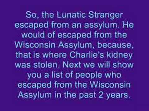 Charlie's Story Part 3: CLUES