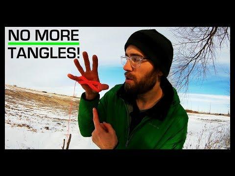 Xxx Mp4 Tree Climbing Throwline Pro Tip Prevent Tangled Throw Lines 3gp Sex