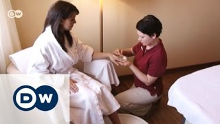 Getting pampered on a spa vacation | Euromaxx