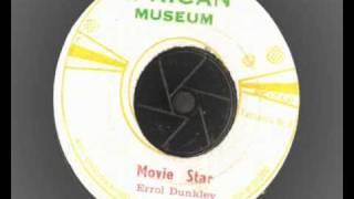 Errol Dunkley - Movie Star - African Museum -  Reggae