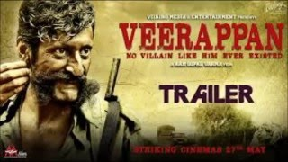 VEERAPAN [Official Trailer]-in Hindi