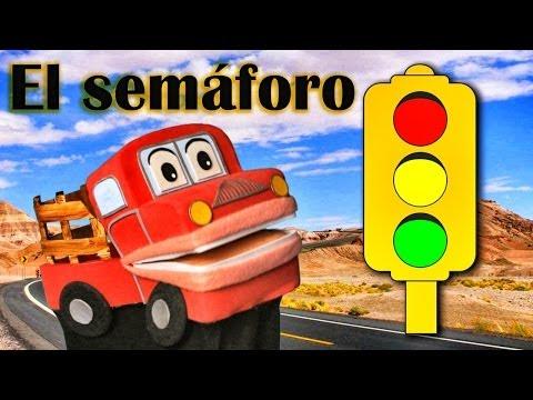 Xxx Mp4 El Semáforo Barney El Camion Canciones Infantiles Educativas Video Para Niños 3gp Sex