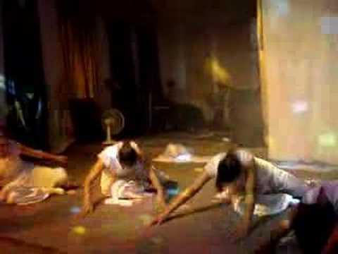 Coreografia Caminho de Milagres Aline Barros