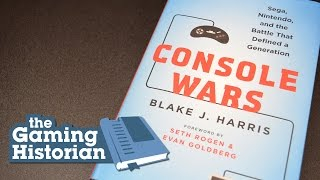 Console Wars Book Review - Gaming Historian