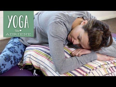 Xxx Mp4 Yoga For When You Are SICK Yoga With Adriene 3gp Sex