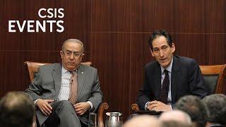 Statesmen's Forum: Algerian Foreign Minister Ramtane Lamamra