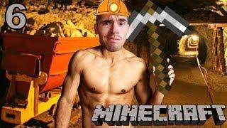 GERMAN EL MINERO | Minecraft | Parte 6 - JuegaGerman