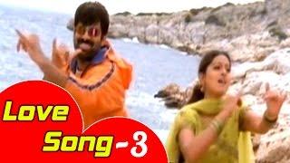 Telugu Love Beat Songs 3 - Gongura Thotakada - Kick 2 Raviteja, Sneha