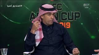أحمد العقيل - تأجيل مباريات النصر يقتله ويجب أن يكون جزء من حل مشكلة الملاعب  #أستديو_آسيا