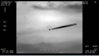 "New Chilean Navy ""UFO"" Footage Off Coast Of Chile - Jan 2017"