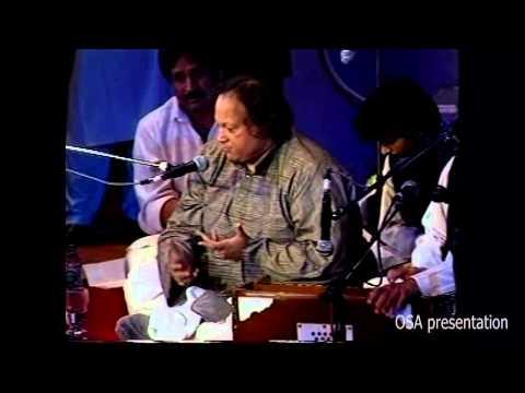 Xxx Mp4 Aje Latha Nai Dhola Meri Akhiyan Da Cha Ustad Nusrat Fateh Ali Khan OSA Official HD Video 3gp Sex